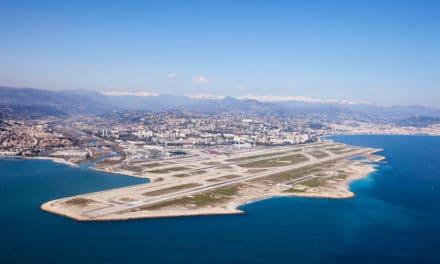 L' Aéroport Nice Côte d'Azur a dépassé le cap historique des 11 millions de passagers
