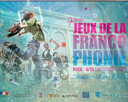 Du 6 au 15 septembre 2013, Nice accueillera les 7e Jeux de la Francophonie. Dans ce cadre, les bibliothèques, les centres de loisirs, les restaurants scolaires, la cinémathèque de la…