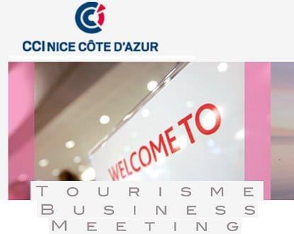 Dans le cadre de ses actions de développement économique de la filière tourisme, la Chambre de Commerce et d'Industrie Nice Côte d'Azur et la société Book Your Event (Coup de…