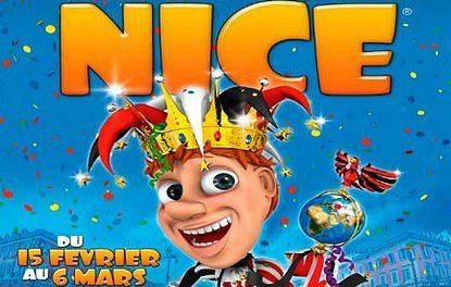 Un Carnaval des cinq continents à Nice