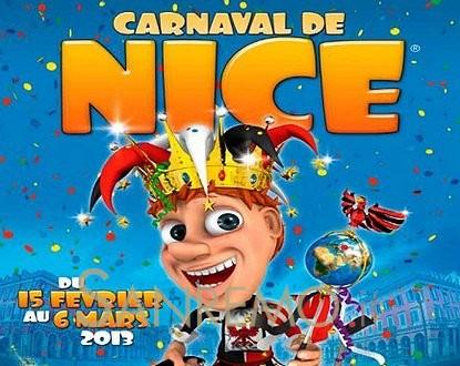 Ouverture de l'atelier de construction d'un char de carnaval ATE à Nice