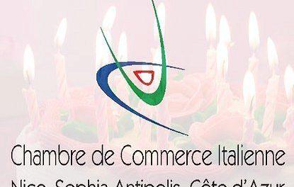 La Chambre de Commerce Italienne fête ses 15 ans d'activité