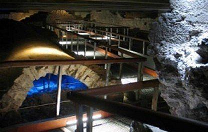 La Crypte archéologique de Nice temoin de son passé