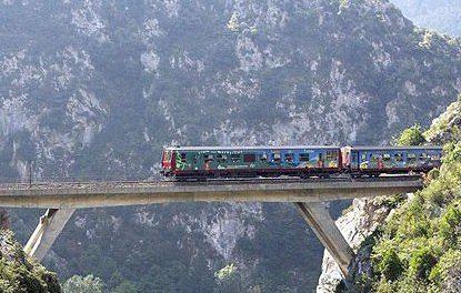 Liaison ferroviaire Nice-Breil-Tende-Cunéo-Turin: Signature du protocole d'accord italo-français