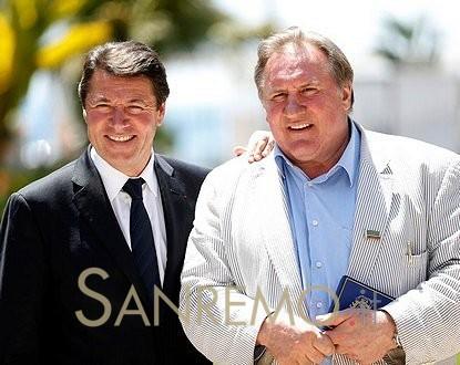 Le 1er Festival du Cinéma Russe à Nice avec le parrainage de Gérard Depardieu
