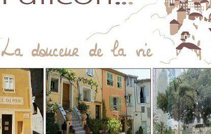 Itinéraires d'automne : Falicon, un belvédère au dessus de Nice