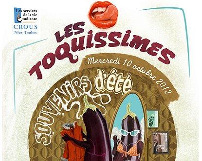 """Le Crous de Nice-Toulon lance mercredi 10 octobre 2012, avec le chef étoilé David Faure, la nouvelle saison de son opération phare en restauration universitaire : « Les Toquissimes"""". Pour…"""
