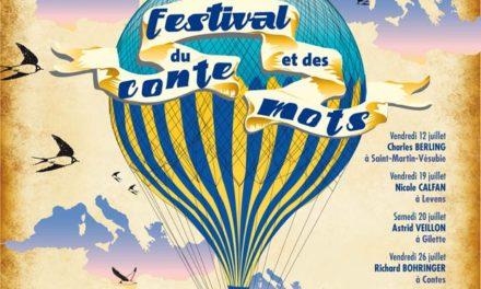 Le Festival du contes et des mots inauguré à Saint-Martin- Vésubie