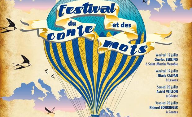 Cette année, le Festival du contes et des mots aura lieu du 12 juillet au 3 août et accueillera des invités prestigieux tels que Nicole Calfan, Richard Bohringer, Astrid Veillon,…
