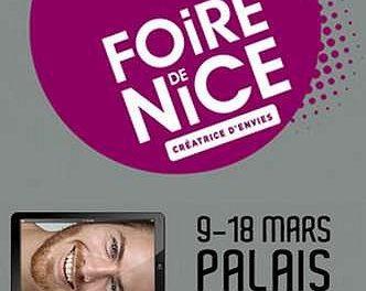 Foire de Nice: « Demain sera renversant ! »