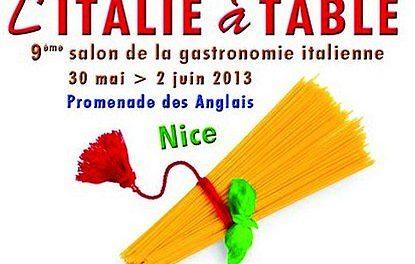 """Avec L'Italie à Table, """"Gagnez un repas"""" chez l'un des véritables restaurants italiens sur la Côte !"""