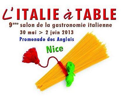 L'inauguration officielle de la 9e édition du Salon L'Italie à Table, en présence des représentants des majeures institutions françaises et italiennes, aura lieu le vendredi 31 mai, à 15h sur…