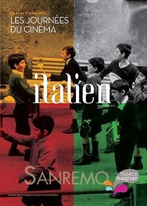 28e Festival du Cinéma Italien à l'Espace Magnan
