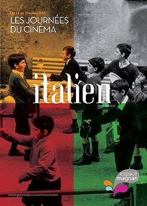 Un mois avant le commencement, voici ce qui vous attend cette année au Festival du Cinéma Italien à l'Espace Magnan qui se tiendra du 11 au 23 mars 2013. Au…