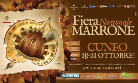 """Les collectivités et entreprises azuréennes à la 14e """"Fiera del Marrone"""" de Cuneo"""