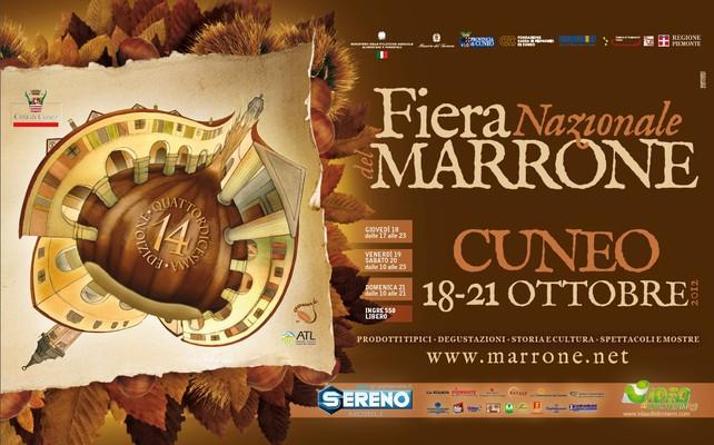 Depuis 14 et sa toute première édition, la Fiera del Marrone (qui est une variété de châtaigne) se confirme être l'un des événements les plus importants du Piémont en terme…