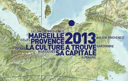 Une capitale européenne de la culture nommée Marseille