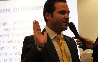 Un nouveau Président pour la Jeune Chambre Economique Métropole Niçoise