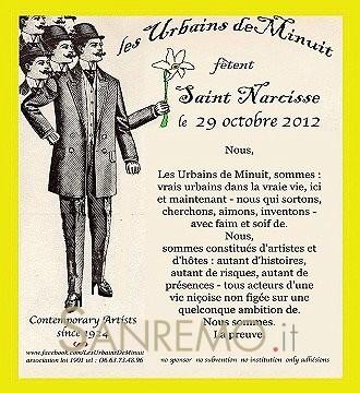 La Saint Narcisse, nouveau rendez-vous artistique à Nice!