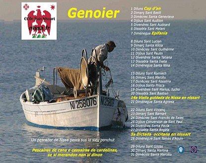 Le Centre Culturel Occitan País Nissart e Alpenc vient d'éditer le Calendari nissart 2013, 9e édition qui sera présenté ce mercredi 19 décembre 19h au CCÒc País Nissart e Alpenc…
