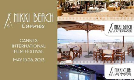 Exit la plage le Nikki Beach monte les Marches à Cannes