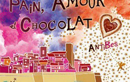 Antibes : Pain, Amour et Chocolat : Le Salon au doux parfum de l'Amour