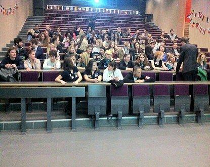 L'ESN Nice a organisé hier la journée d'accueil des étudiants internationaux. Au programme, un tour du campus pour motiver les troupes, un rassemblement au campus St jean d'Angély , un…