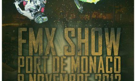 FMX Monster Show: con il Mics domani sera sul porto di Monaco