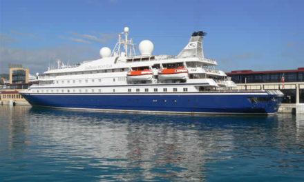Sanremo, in arrivo le crociere SeaDream Yacht Club