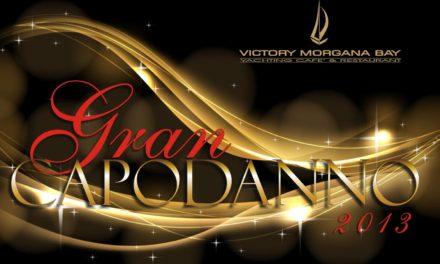Gran Capodanno 2013  VICTORY MORGANA BAY