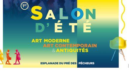 """Ad Antibes il 1° """"Salon de l'Eté"""""""