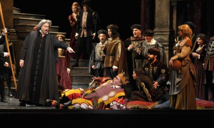 Rigoletto, le roi des opéras au Theatre d'Antibes