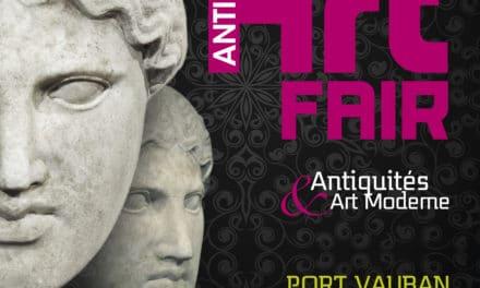 42eme Salon d'Antiquités et Art Moderne d'Antibes jusq'au 5 mai
