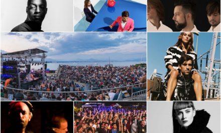 Ad Antibes la 10ª edizione delle Nuits Carrées