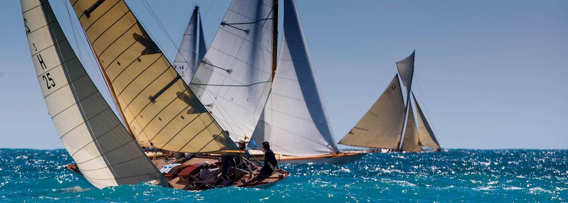 Appuntamento con la grande vela al Port Vauban. E' la 21a edizione