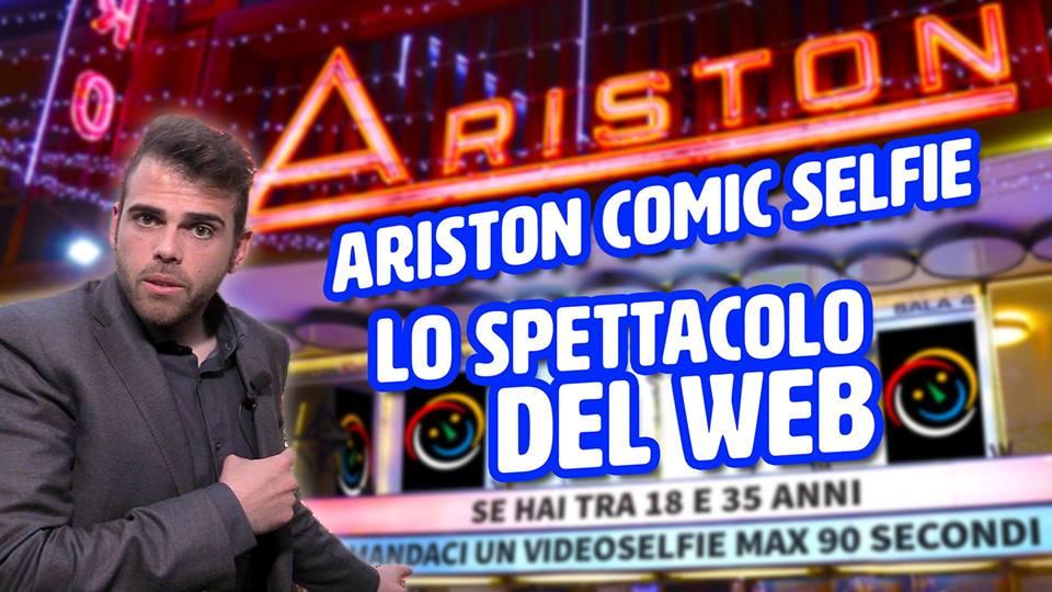 Ariston Comic Selfie, alla sua seconda edizione, torna a caccia di talenti pronti a salire sul palco del più famoso teatro sanremese. Si tratta di un contest online ideato e…