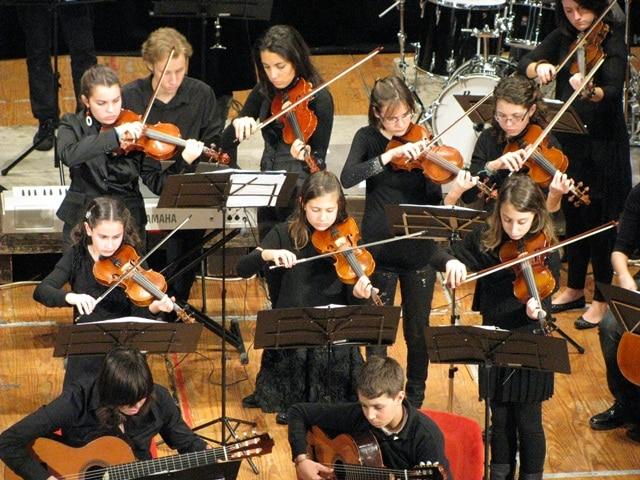 Sabato 17 maggio ore 21.00 nel Teatro dell'Opera del Casino Municipale di Sanremo si terrà il nuovo CONCERTO dell'Orchestra Giovanile del Ponente Ligure – LIGEIA.