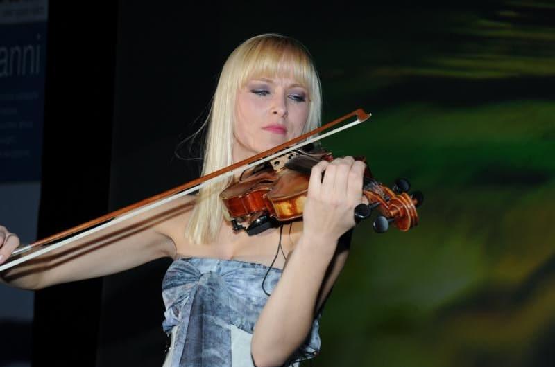 Serie di appuntamenti fino a febbraio. C'è anche la violinista Saule Kilaite