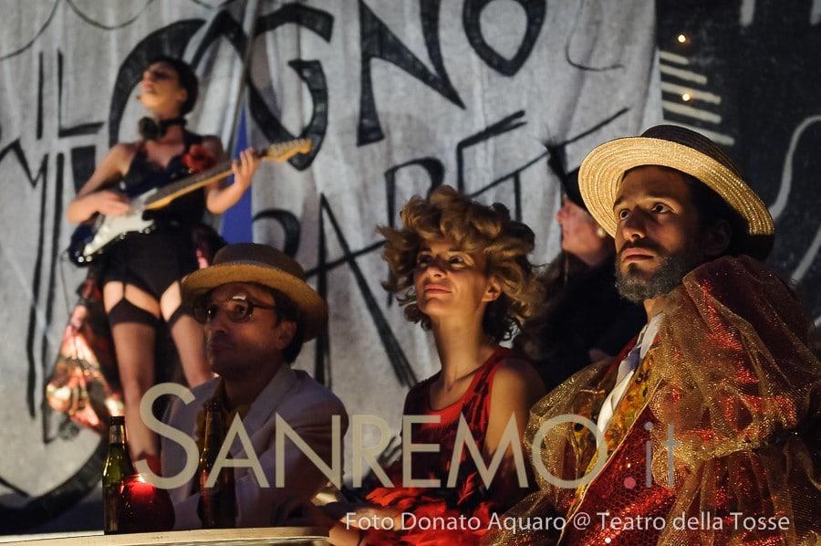 """La Tosse a Palazzo con """"Shakespeare Dream Musikabarett"""""""