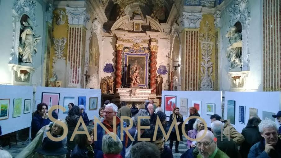 35 Artisti per il restyling di Sant'Ampelio