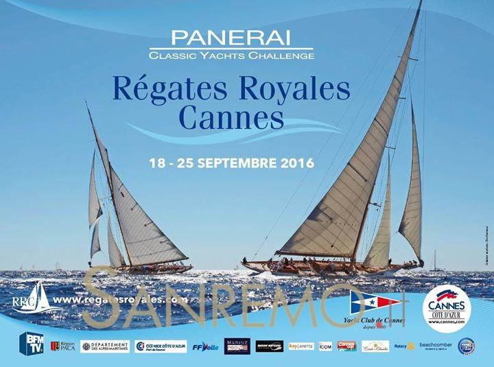 Il fascino della vela a Cannes con le Régates Royales