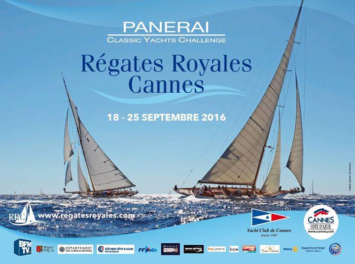 Appuntamento imperdibile per gli amanti delle barche a vela, les Régates Royales – Trophée Panerai festeggiano il loro 38esimo anniversario dal 18 al 25 settembre sul mare di Cannes.Ormeggiate sulla…