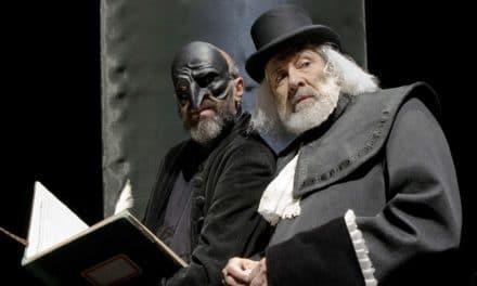 il Molière di Alessandro Benvenuti al Teatro del Casinò di Sanremo sabato 21 gennaio