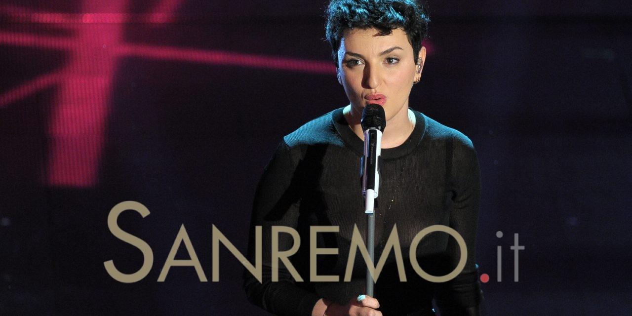 Arisa in concerto al Teatro del Casinò di Sanremo
