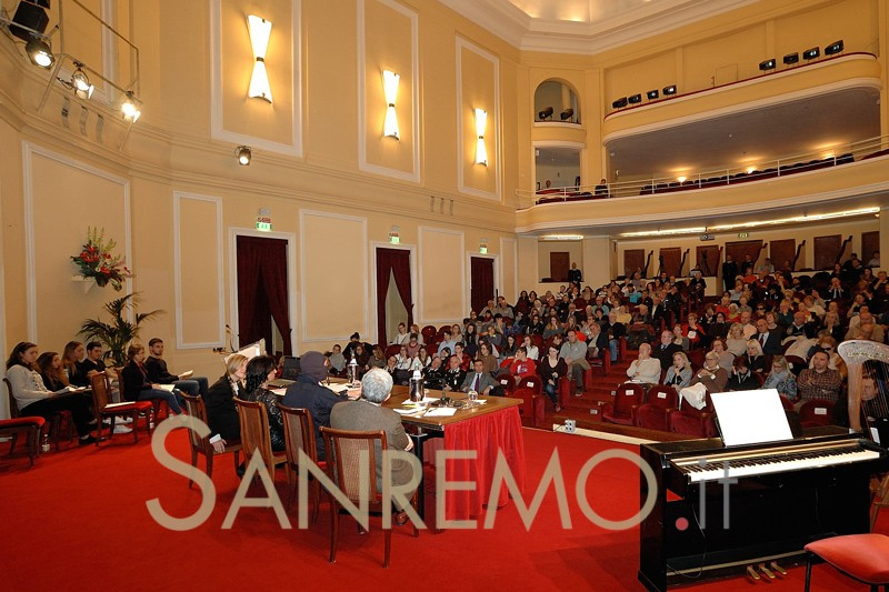 Le poesie del Premio Casinò di Sanremo Antonio Semeria