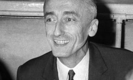 Jacques Cousteau, dal mare alla Rocca di Monaco