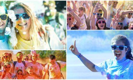 """La Costa Azzurra si colora con la """"Color Azur"""""""