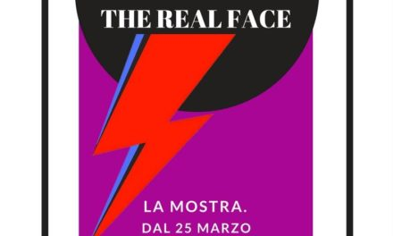 """The real face"": al M.A.C.I. di Imperia arriva David Bowie"