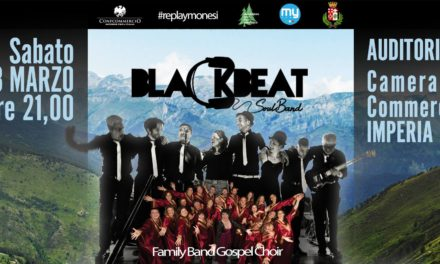 Monesi torna a vivere con i Black Beat