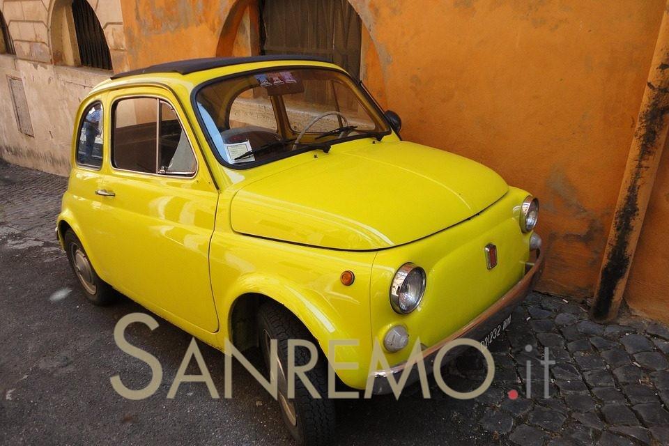 San Bartolomeo: domenica il raduno delle Fiat500